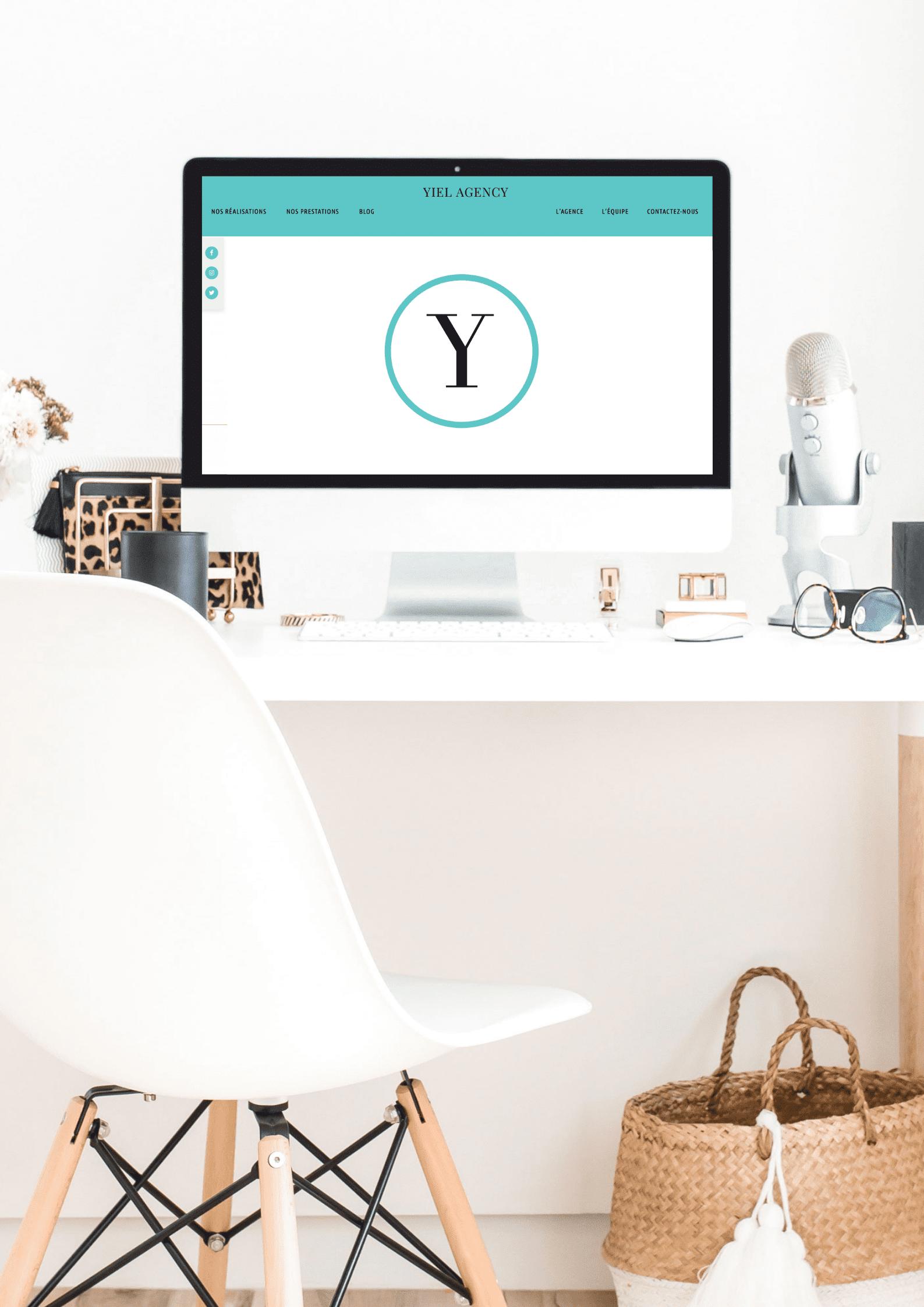Yiel Agency référencement site internet